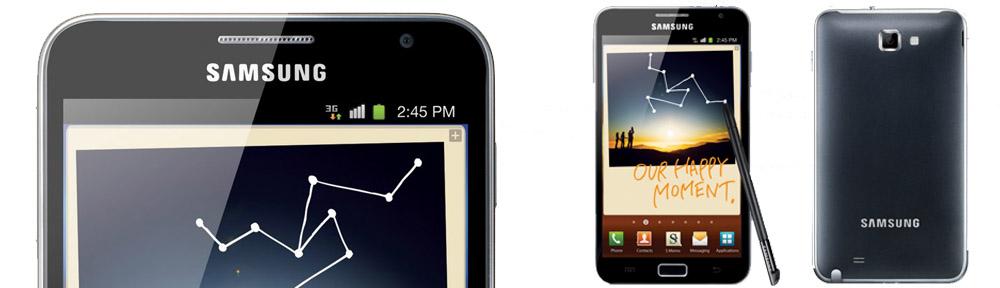 Allt om Samsung Galaxy Note